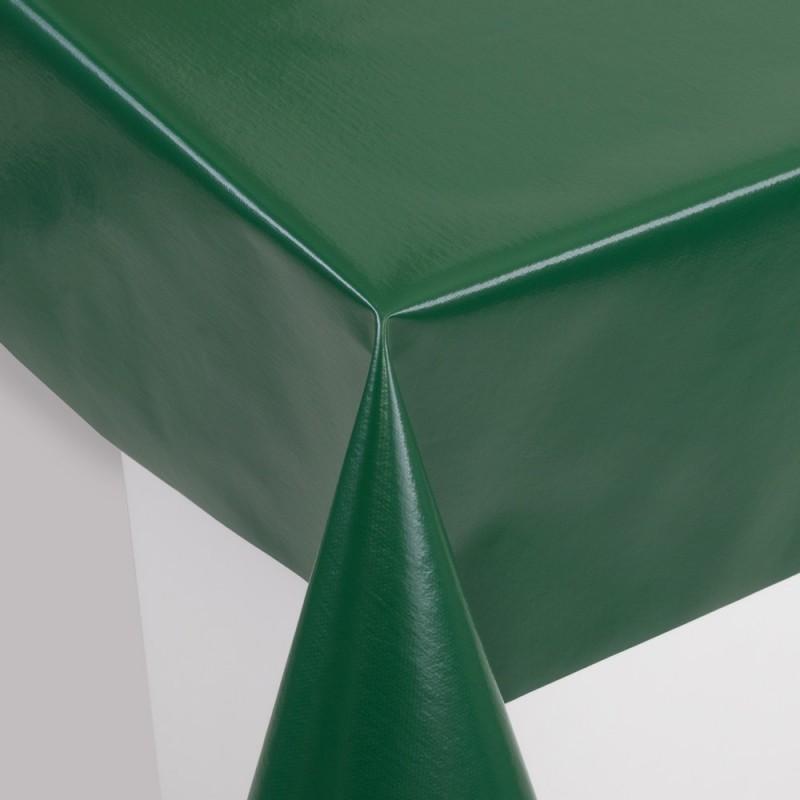 Wachs Tischdecke Wachstischdecke 20 Meter 140cm Breite Rolle Uni grau V1